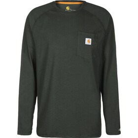 Carhartt Force Longsleeve Top Heren, black